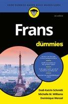 Boekomslag van 'Frans voor Dummies'