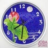 "Diamond Painting ""JobaStores®"" Klok Bloem"