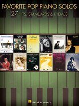 Favorite Pop Piano Solos - 27 Hits and Themes