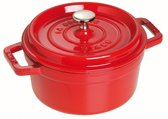 Staub Ronde Cocotte 18 cm - kersenrood