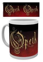 Opeth Logo - Mok