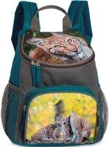 Animal Pictures Lynx Rugzak - 30 cm - Multi