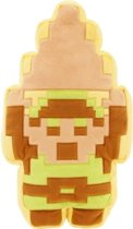 Legend of Zelda: Link with Triforce 8-Bit Cushion Type B