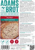 Adam's fitness Food Adam's Brot - Eiwitrijke broodmix - 250 gram - Donker