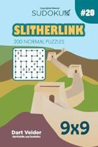 Sudoku Slitherlink - 200 Normal Puzzles 9x9 (Volume 20)
