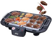 MD Homelectro MG-5504 Elektrische Tafel Barbecue — 45 x 22.5 cm — 2000 W