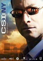 CSI: New York - Seizoen 5, deel 1 (3DVD)