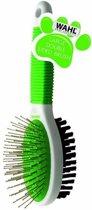 Wahl Double Sided Pin Brush - Dierenkam - Dierenborstel