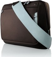 Belkin Notebook Messenger Tas voor 17 inch notebooks - Bruin / Blauw