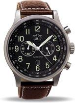 Davis 0451 Analoog Heren Quartz horloge