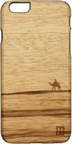 Man & Wood iPhone 6 Back case Wood Terra Black