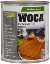 WOCA Exterior Oil Walnut - 750 ml