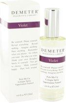 Demeter 120 ml - Violet Cologne Spray Women