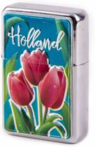 Matix - Zippo aansteker - souvenir - Tulpen