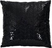 KA Herisau cushion Black 045x045