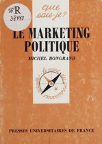 Le Marketing politique