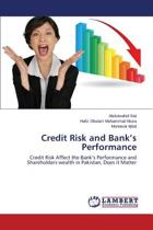 Credit Risk and Bank's Performance