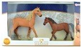 Toi Toys Paard met Pony in vensterdoos
