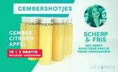 Juicexpress.nl Gembershot detox kuur 13 shotjes