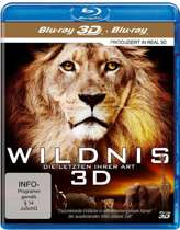 Wildnis (3D Blu-ray)
