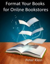 Format Your Books for Online Bookstores