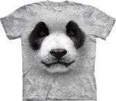 Dieren T-shirt Pandabeer voor volwassenen 40/52 (L)