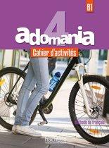 Adomania 4 Cahier d'activités + CD + Parcours digi