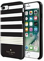 Kate Spade KSIPH-055-STBWG mobiele telefoon behuizingen 11,9 cm (4.7'') Hoes Zwart, Wit