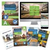 Theorieboek Motor 2020 Rijbewijs A /20 uur Online Motor theorie-examens - Motor Theorieboek - Motor Theorie Samenvatting - Verkeerborden overzicht - Praktijk informatie