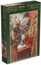 Falcon Magna Carta - Legpuzzel - 1000 Stukjes
