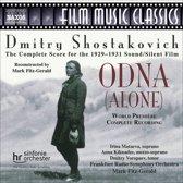 Shostakovitch: Odna (Alone)