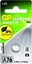 GP Batteries Alkaline Cell A76