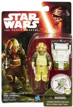 The Force Awakens 3 3/4-Inch Jungle and Space Goss Toowers (Episode VII)