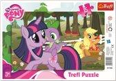 Framepuzzel  - My Little Pony, 15 stukjes Puzzel