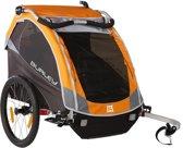 BURLEY D'Lite Fietskar - 20 inch -  Orange