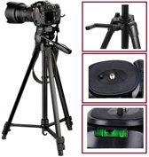 Professionele Universeel Camerastatief max hoogte 157CM