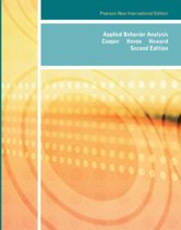 Applied Behavior Analysis: Pearson  International Edition