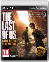 The Last Of Us - Game Of The Year Edition - PS3