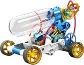 POWERPlus - Educatief Speelgoed - Experimenteerset - Auto die werkt op luchtdruk