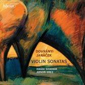 Dohnanyi & Janacek: Violin Sonatas
