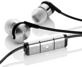 AKG, K3003 Flagship In-ear oordopjes World's Smallest 3-way hybrid system (Brushed Metal)