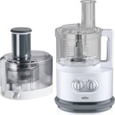 Braun FP 5160 WH IdentityCollection - Foodprocessor - Wit