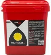Vivani koivoer Multi Season - 6 mm 5 Liter - Emmer