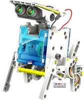 ROBOT (Zelfbouw) DE NIEUWE SENSATIE voor jong en oud! - DD-23038