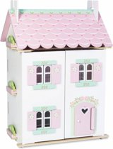 Le Toy Van Poppenhuis Sweetheart Cottage - Hout