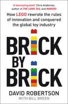 LEGO 941152 Brick by Brick: How LEGO Rewrote the Rules of Innovation and Conquered the Global Toy Industry [EN]
