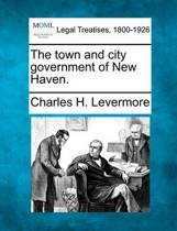 The Town and City Government of New Haven.