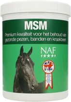 NAF Glucosamine 10.000 Plus Msm - 900 gram