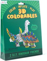 Ooly - 3D Colorable dinosaurussen