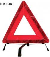 Gevaren driehoek Uitklapbaar E-Keurmerk zware uitvoering - D2